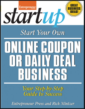 Start Your Own Online Coupon or Daily Deal Business 3955PB