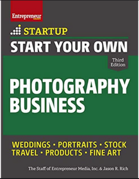 Start Your Own Photography Business 3956PB