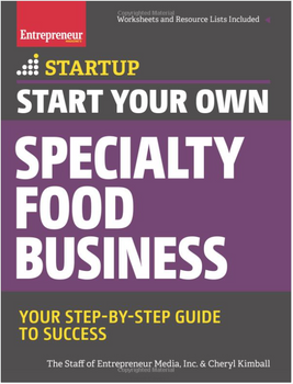 Start Your Own Specialty Food Business 3957PB