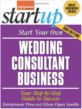 Start Your Own Wedding Consultant Business 3958PB