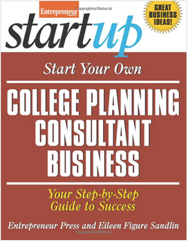 Start Your Own College Planning Consultant Business 3963PB