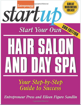 Start Your Own Hair Salon and Day Spa 3968PB