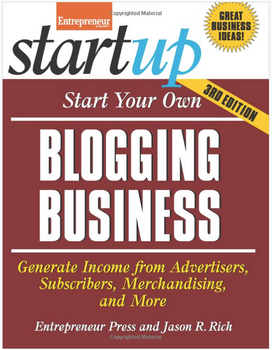 Start Your Own Blogging Business 3971PB