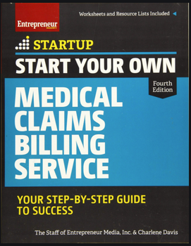 Start Your Own Medical Claims Billing Service 3975PB