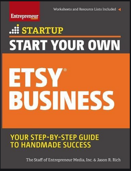 Start Your Own Etsy Business 3978PB