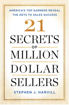 21 Secrets of Million Dollar Sellers 3774PB