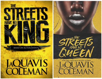 The Streets Have No King & The Streets Have No Queen (2 Book Set) 4006PBS