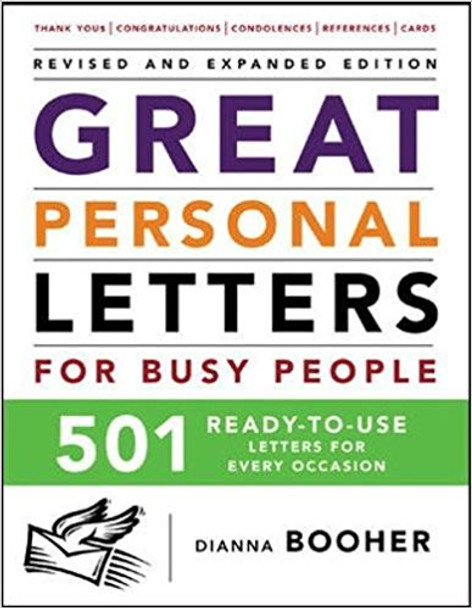 Great Personal Letters for Busy People