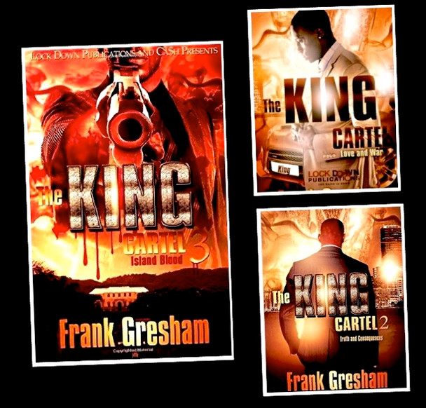 The King Cartel  1-3 Book Set