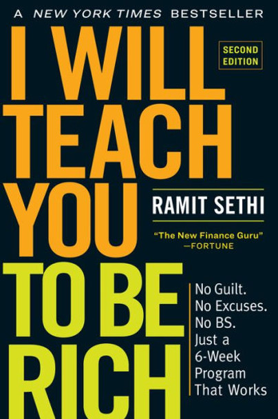 I Will Teach You To Be Rich, Second Edition 3452PB