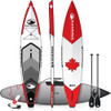 """KAHUNA EPIC COMP CANADIAN 12' 6"""" TOURING SUP PACKAGE W/ PADDLE, BAG AND LEASH (2019)"""