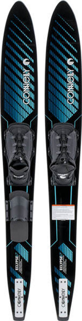CONNELLY ECLYPSE COMBO WATER SKIS W/SWERVE BINDINGS (2021)