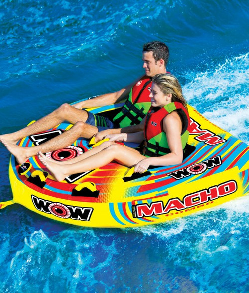 WOW MACHO 2 SEATER TUBE