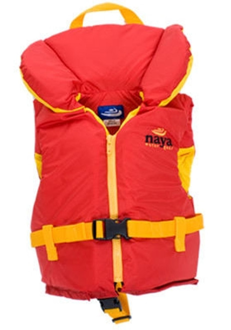NAYA NYLON CHILD VEST RED 30-60LB (2019)