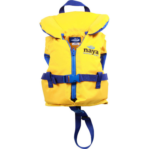 NAYA NYLON INFANT LIFE VEST GOLD 20-30LB