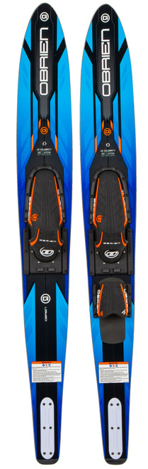 "OBRIEN CELEBRITY 64"" W/JR X7 BINDINGS COMBO WATER SKIS (2021)"