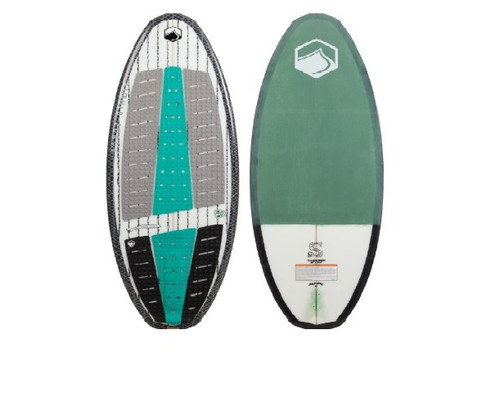 LIQUID FORCE SUPER TRAMP WAKESURF BOARD (2018)