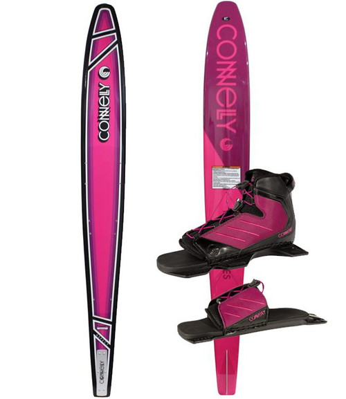 CONNELLY WMS ASPECT SLALOM/SHADOW BINDING (2018)