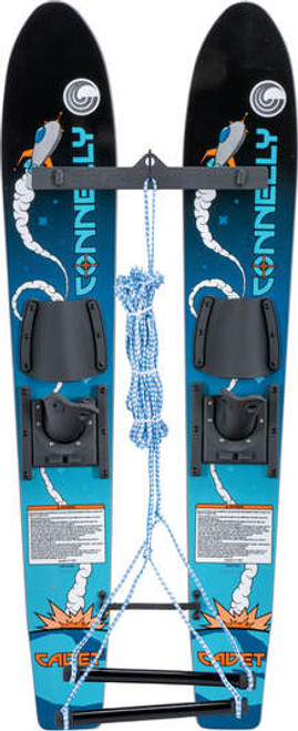 CONNELLY CADET JR COMBO WATER SKIS (2021)
