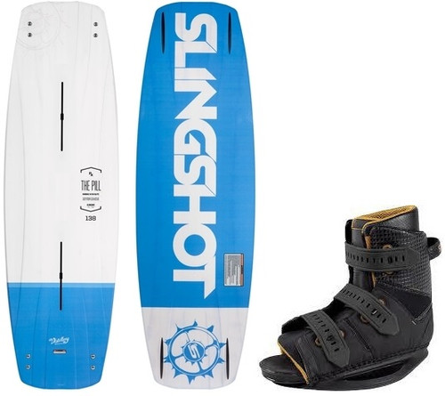 SLINGSHOT PILL/ OPTION WAKEBOARD PACKAGE