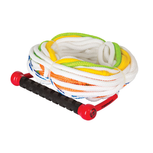 OBRIEN 5-SECTION FLOATING SKI COMBO ROPE & HANDLE (2019)