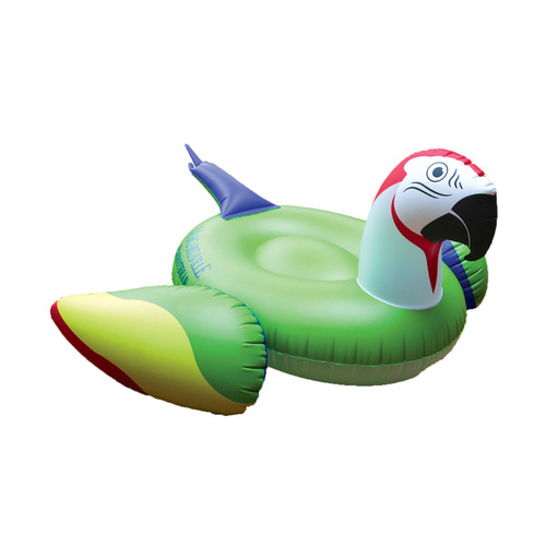 MARGARITAVILLE PARROT HEAD FLOAT W/LIGHT( 2019)