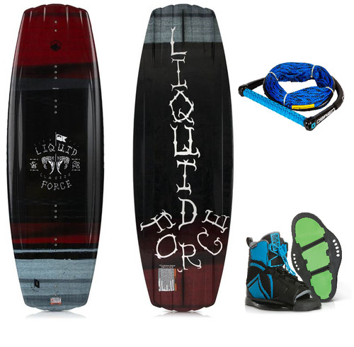 LIQUID FORCE CLASSIC + INDEX BOOTS + FREE ROPE (2019)