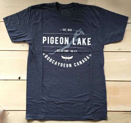 LAKE LIFE PIGEON LAKE T-SHIRT UNISEX
