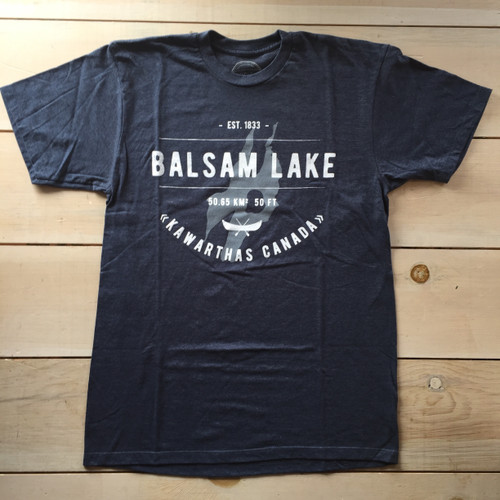 LAKE LIFE BALSAM LAKE T-SHIRT UNISEX