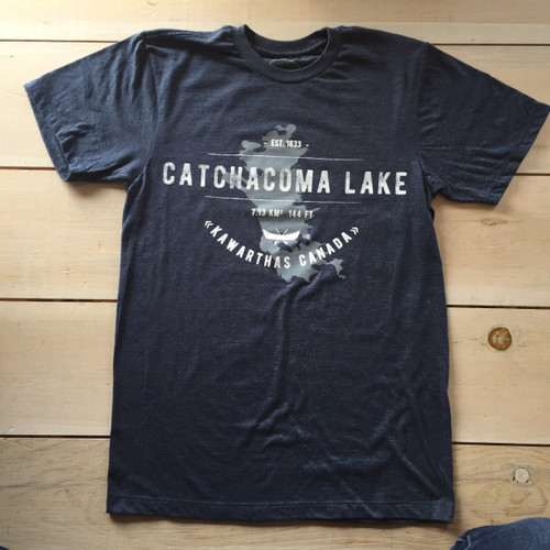 LAKE LIFE CATCHACOMA LAKE T-SHIRT UNISEX