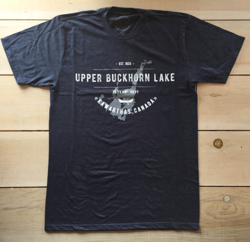 LAKE LIFE UPPER BUCKHORN LAKE T-SHIRT UNISEX