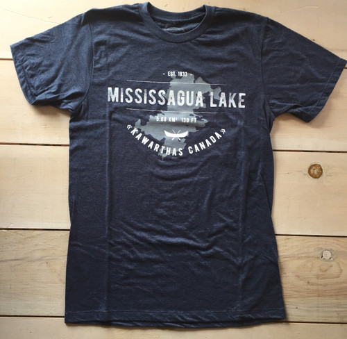 LAKE LIFE MISSISSAGUA LAKE T-SHIRT UNISEX