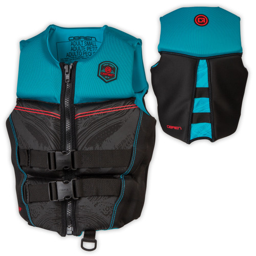 OBRIEN SPARK LADIES V BACK NEOPRENE VEST CCGA (2020)