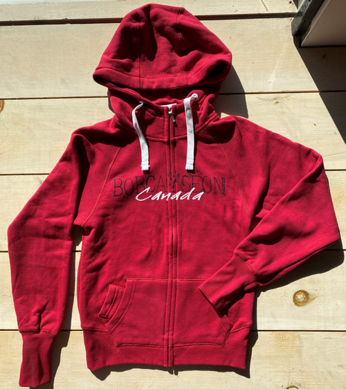 FUNDY W FULL ZIP BOBCAYGEON HOODIE