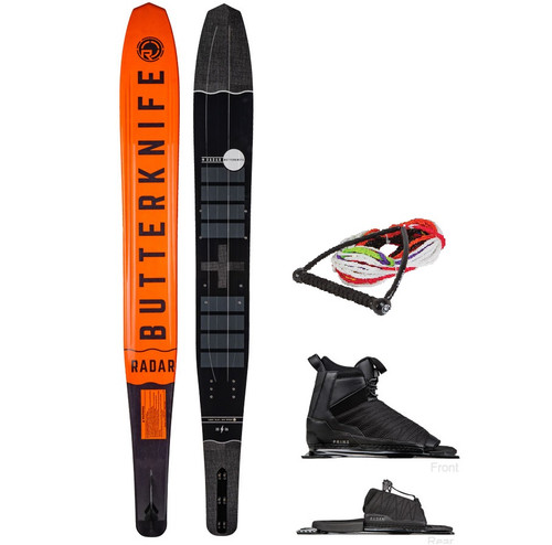 RADAR BUTTER KINFE PACKAGE WITH FRONT PRIME BOOT AND ARTP + FREE ROPE (2020)