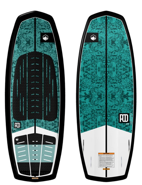 LIQUID FORCE POD WAKESURF BOARD (2021)