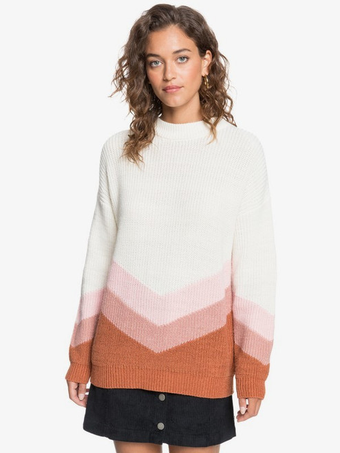 ROXY WOMENS OPEN DOOR SWEATER