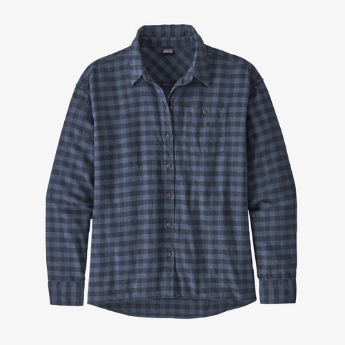 PATAGONIA WOMEN'S DRIVING SONG FLANNEL SHIRT