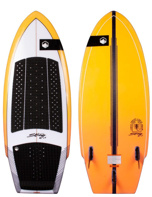 LIQUID FORCE STING WAKESURF BOARD (2021)