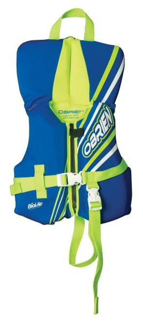 OBRIEN NEOPREEN INFANT VEST 20-30LB CCGA W/NECK FLOAT (18)