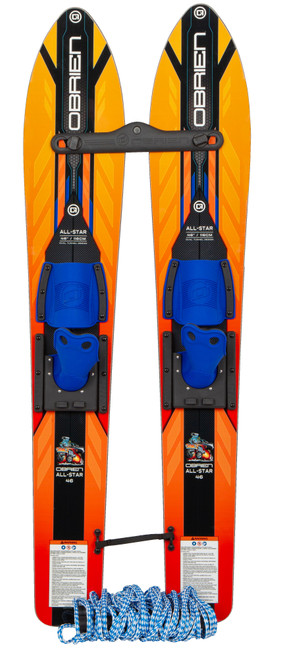 OBRIEN ALL STAR TRAINER KIDS WATER SKIS (2021)