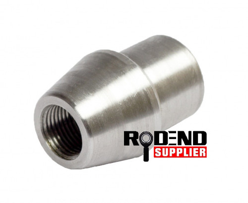 "1.25"" OD Left Hand Tube Insert (Bung) For 3/4""- 16 TPI Heim Joint Rod End"