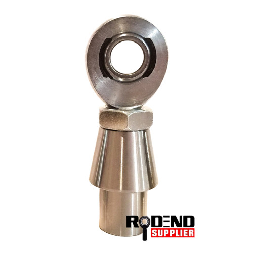 "7/8"" X 7/8"" Bore Right Hand Thread Heim Joint, 1.25"" OD Bung, Jam Nut"