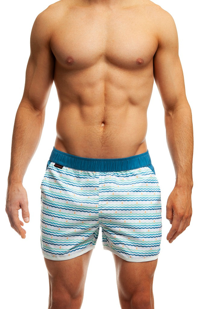 Jack Adams Marine Anchor Swim Short