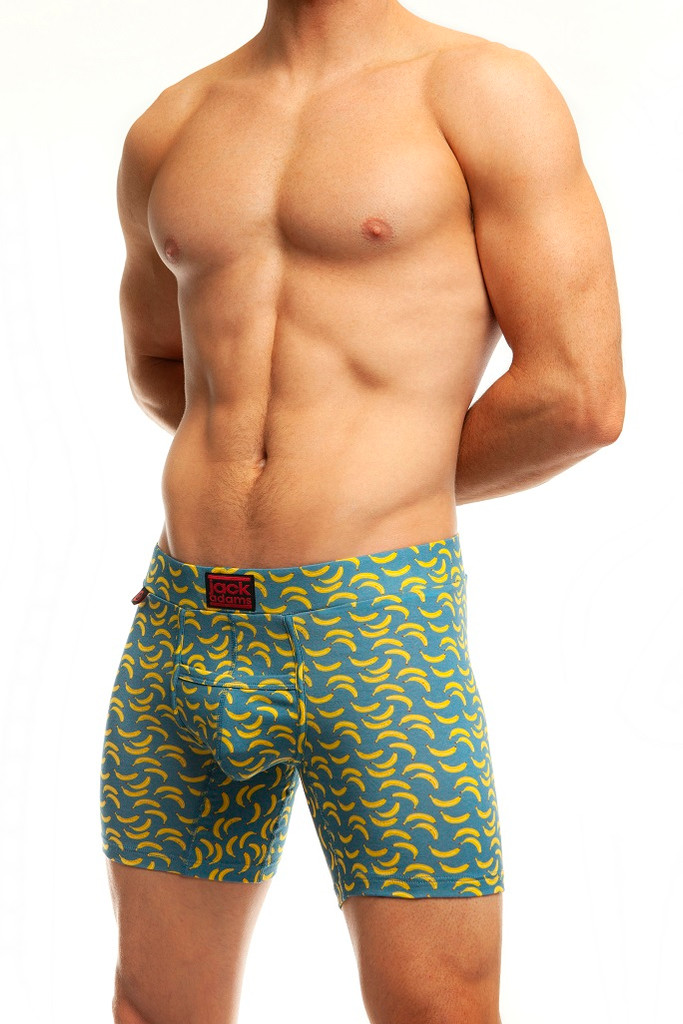 COMFYFIT Boxer Brief in banana time