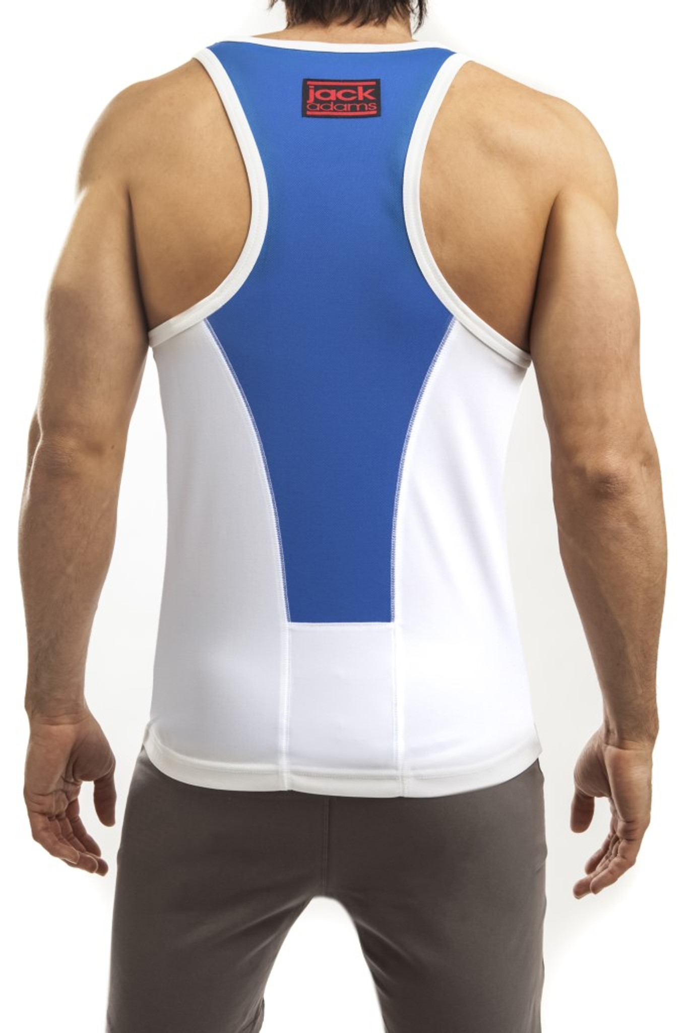 Jack Adams Race Tank Top