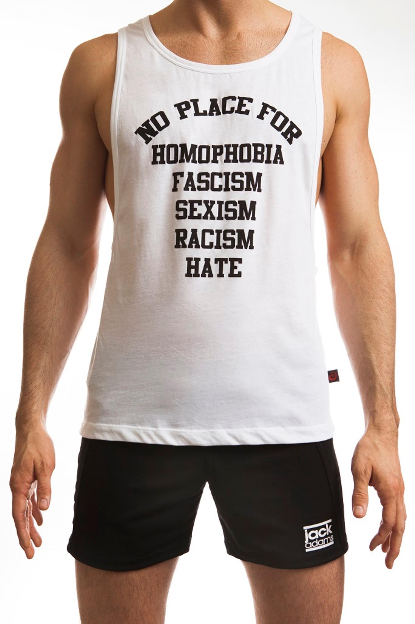 Jack Adams Equality Tank Top