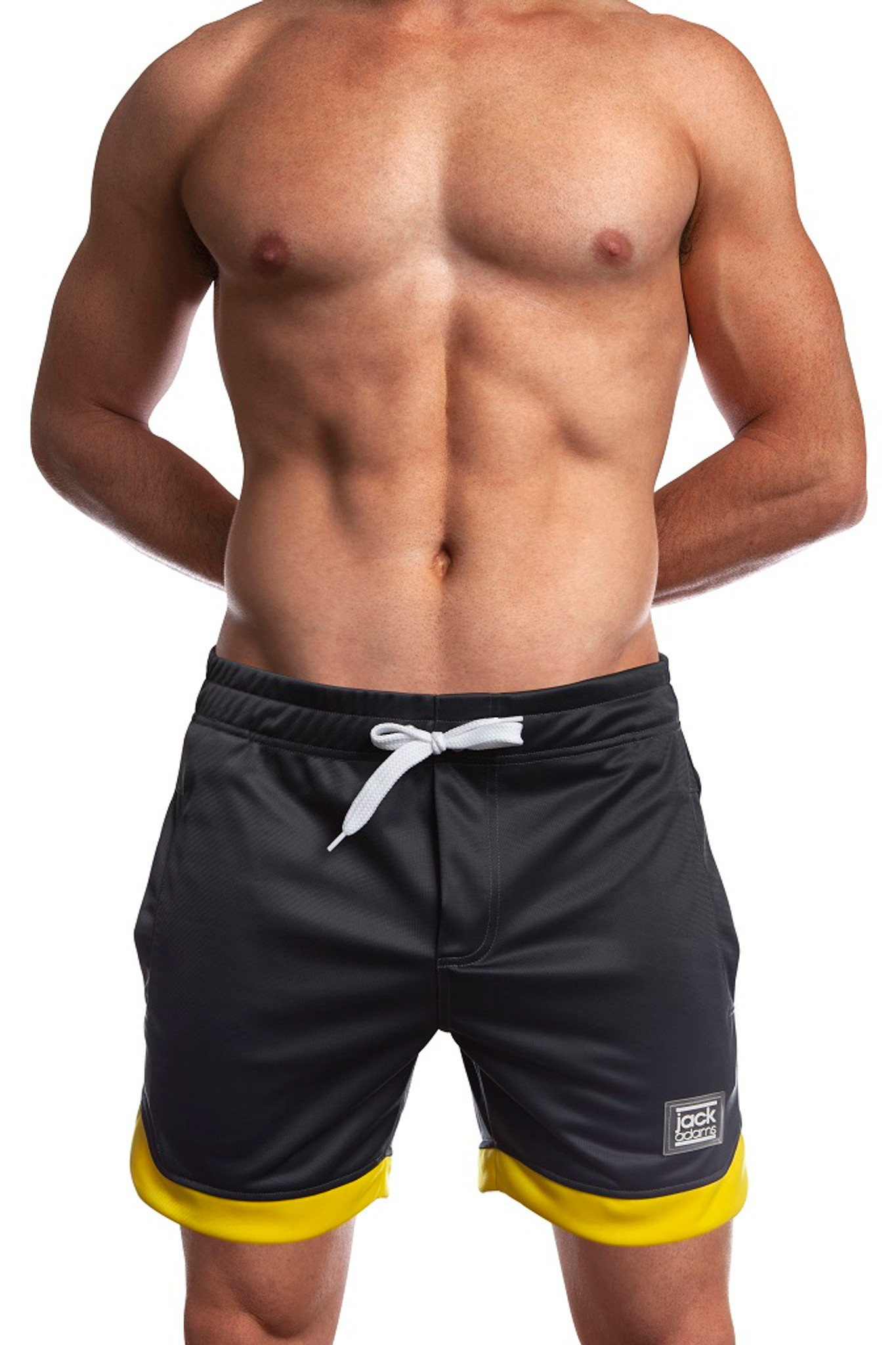 X-Train Fitness Short by Jack Adams.  Whether you're training or just hanging out, our X-Train Fitness Short is built for ultimate comfort and style.