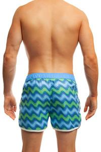 Jack Adams Optical Wave Swim Short