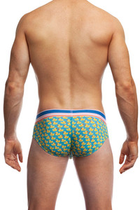 Jack Adams COMFYFIT Brief in ducky form